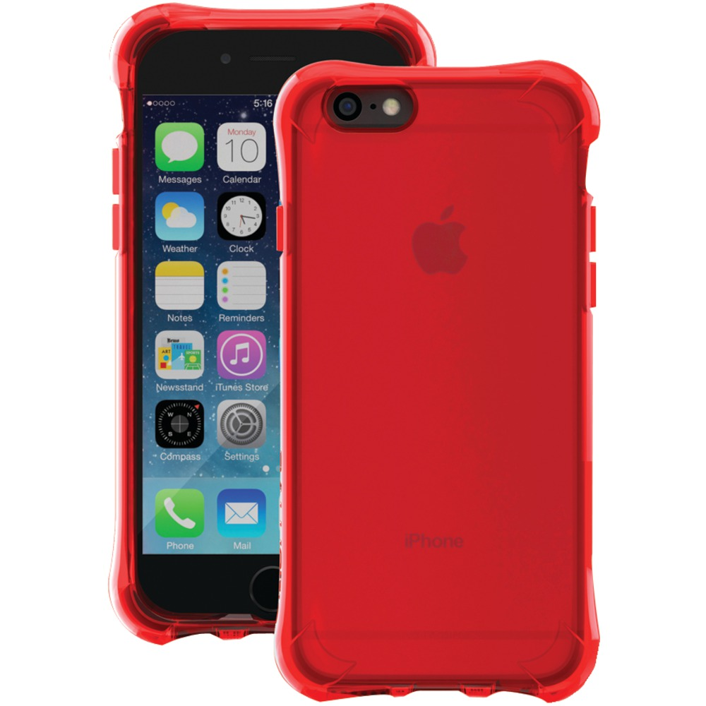 iPhone ballistic phone case iphone 4 : Details about Ballistic Iphone 6 4.7u0026quot; Jewel Case (ruby Red)