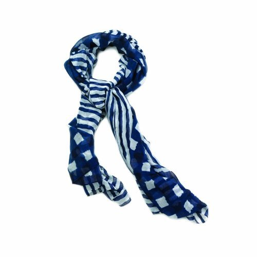 Navy Vogue SCARF