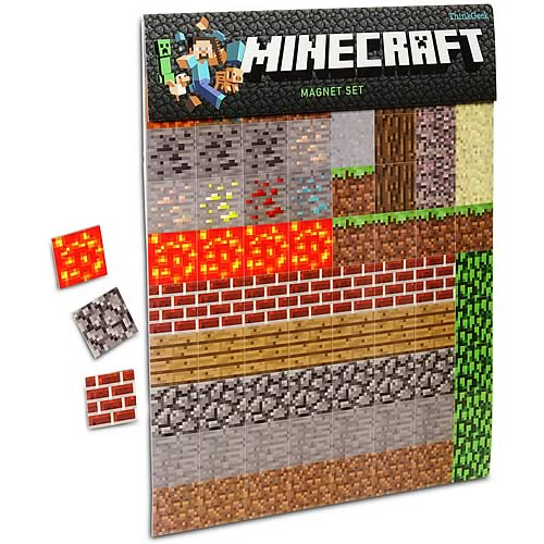 Home Locomotion Minecraft Sheet Magnets