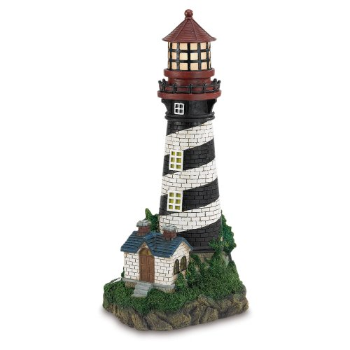 Home Locomotion Solar-powered Lighthouse
