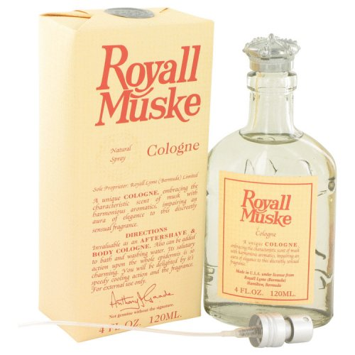 ROYALL MUSKE by Royall Fragrances All Purpose LOTION / Cologne 4 oz