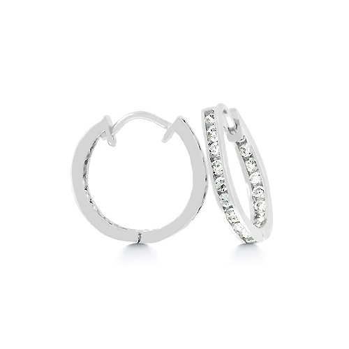 Jones HOOP EARRINGS