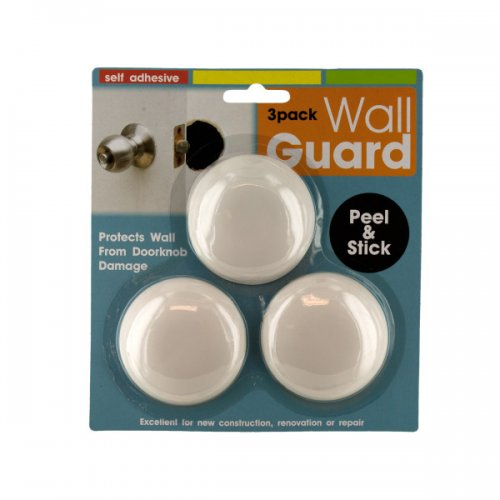 3 pack DOORKNOB wall guards