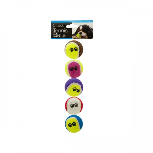 Medium Size Dog TENNIS BALLS Set