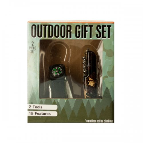 Outdoor Multi-Function Tool Gift Set