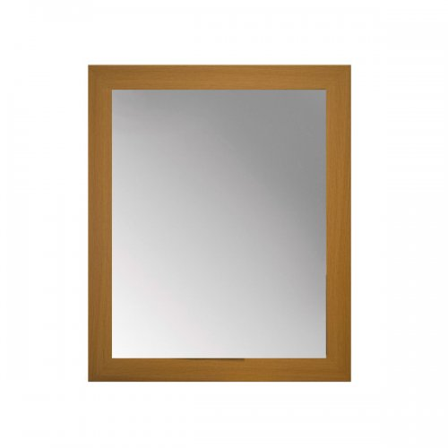 Wood Look Wall MIRROR
