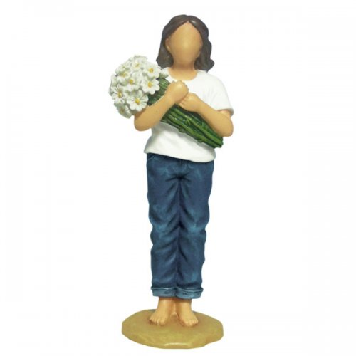 Forever in Blue Jeans Thinking of You FIGURINE