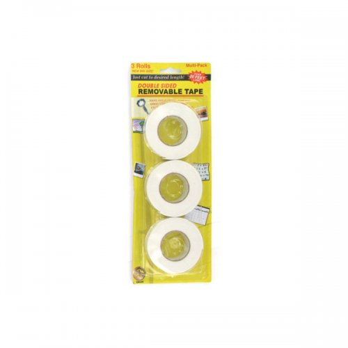 3 Pack double-sided TAPE