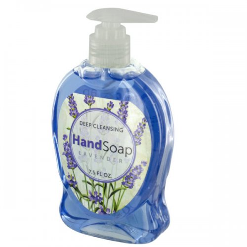 Lavender Deep Cleansing Hand SOAP