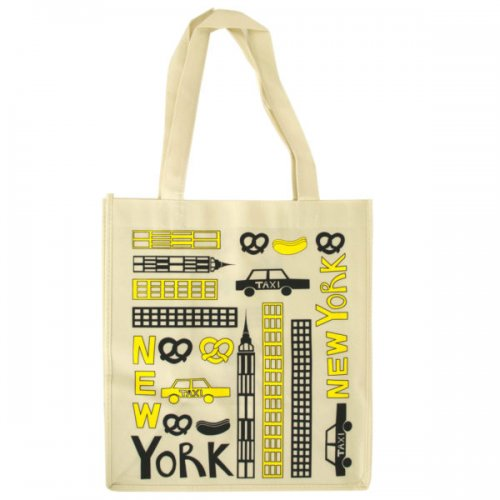 New York Multi-Purpose TOTE BAG