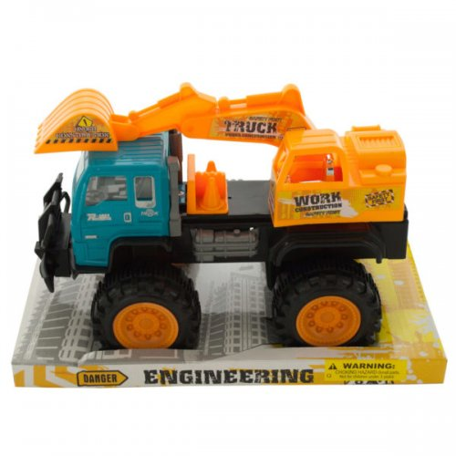 Friction TOY Construction TRUCK