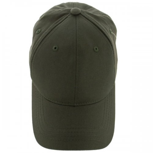 Olive Green Paneled BASEBALL CAP