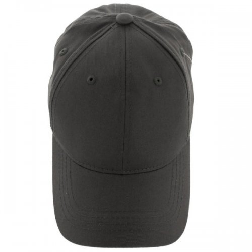 Charcoal Grey Paneled BASEBALL CAP