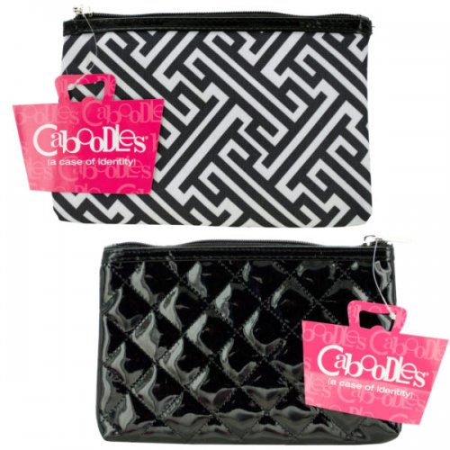 Caboodles Clutch COSMETIC Bag