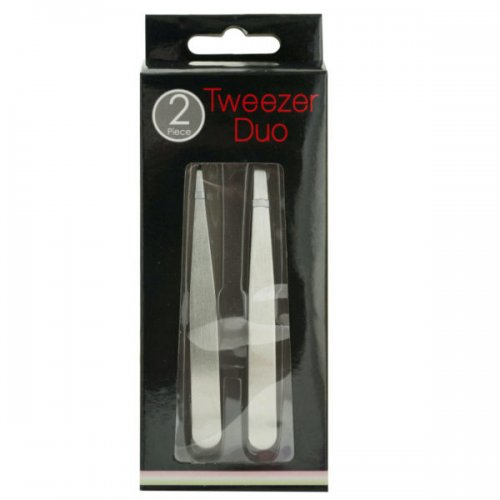 Tweezer Duo Set