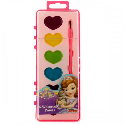Sofia the First Watercolor Paint Set