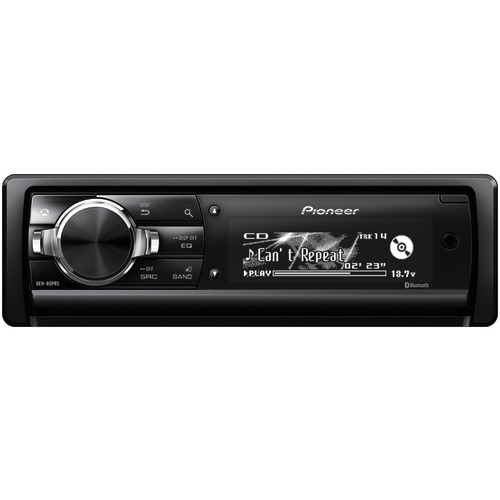 Pioneer Single-din In-dash CD Receiver With Bluetooth