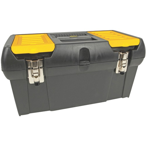 Stanley 19&quot Tool Box With Removable Tray