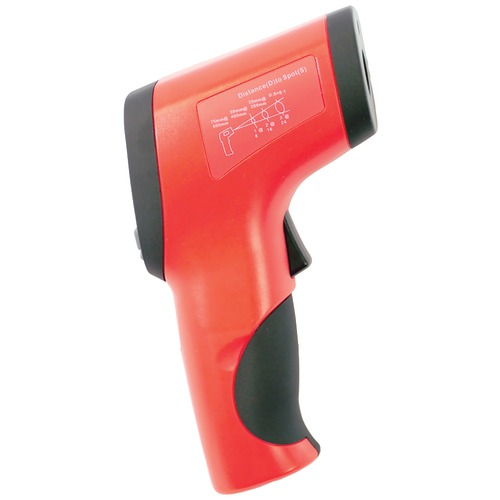 PYLE COMPACT IR THERMOMETER WITH LASER TARGETING
