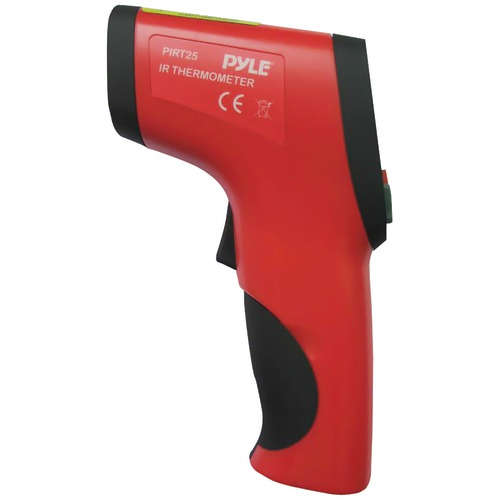 Pyle Pro Compact Ir Thermometer With Laser Targeting