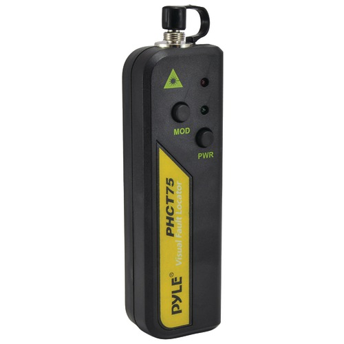 Pyle Pro Visual Fault Locator Cable Tester Detector Meter