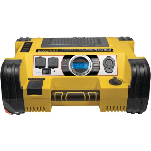 Stanley Fatmax Professional Digital Power Station With Air Compressor